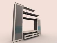 3d model of furniture 2014