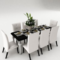 Dining table set 36
