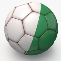 soccerball pro ball 3d max