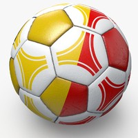 soccerball pro ball 3d model