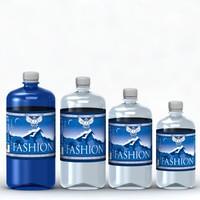 3d model ftv water bottle