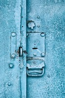 Rustic metall lock