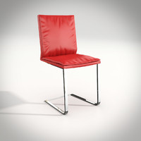 philipp selva chair stilo 3d max