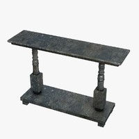 stone table dxf