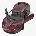 Evora 3D models