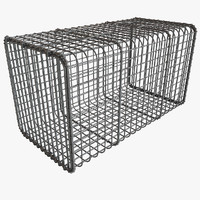Animal Transport Wire Metal Cage Equipment mesh net hutch coop crate