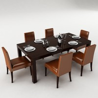 maya dining set table