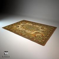 classic shabby carpet max