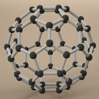Carbon Structure Fullerene