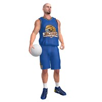 max rigged basketball player ball
