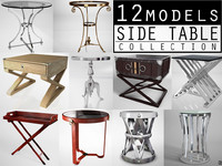 Eichholtz Side/Low Table Collection of 12