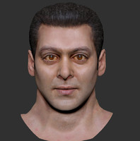Salman khan head