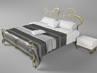 Ghirigori Bed Set by Cantori