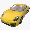 Cayman 3D models