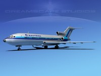 lightwave airline boeing 727 727-100