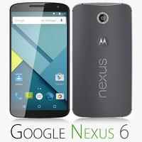 Nexus 6 Blue