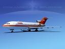 Boeing 727-100 3D models