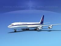 maya 707-320 airlines boeing 707