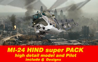 mi24 Hind Collection