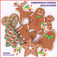 Christmas Cookie Gingerbread Collection