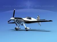3d propeller mxs aerobatic model