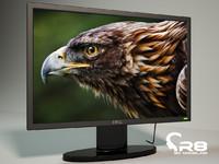 3d monitor dell