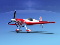 3d model of propeller mxs aerobatic
