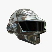 3ds max daft helmet