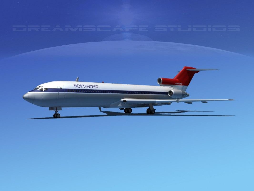 Boeing 727-200 Northwest 10001.jpg