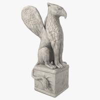 statue gargoyle max