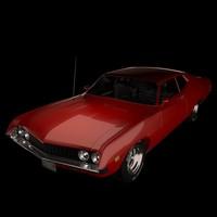 3ds max torino 1970