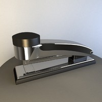 3dsmax stapler silverhoff