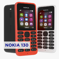 maya new nokia 130 black
