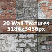 20 Wall Textures