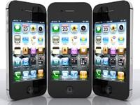 iphone 4s 3d model