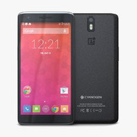 3d model oneplus sandstone black