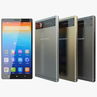 Lenovo Vibe Z2 Pro All Colors