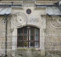 Castle facade