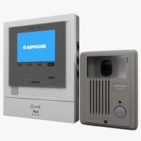 3d video door phone jfs-2aed
