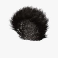 3d donald hair