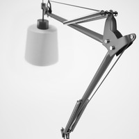 boconcept berlin floor lamp 3d max