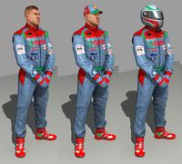 racing driver