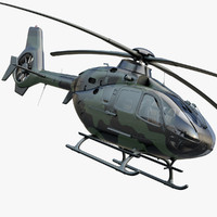 3dsmax military helicopter