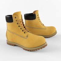 obj men 6-inch boot