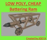 battering ram 3d 3ds