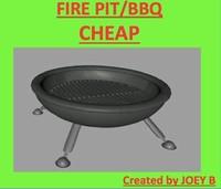 pit bbq 3d 3ds