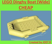 lego dinghy wide 3ds