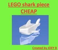 3d model lego shark