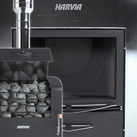 harvia classic 400 duo 3d model