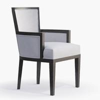 maya ironies - demeter armchair